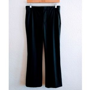 Zara Black Trousers Size 4